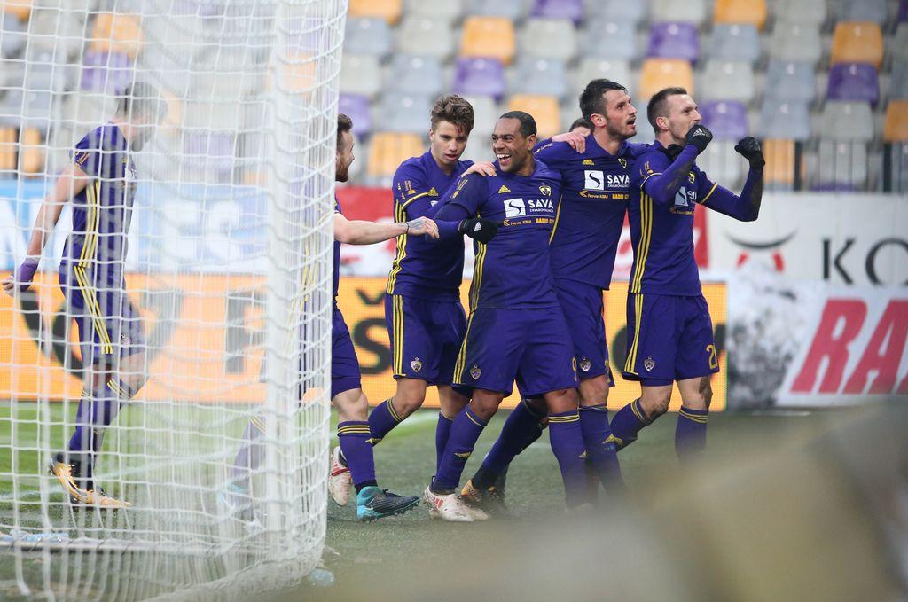 Maribor spet razveselil Olimpijo