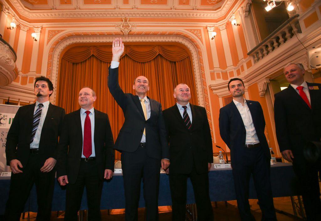 »Slovenska zaveza za spremembe«