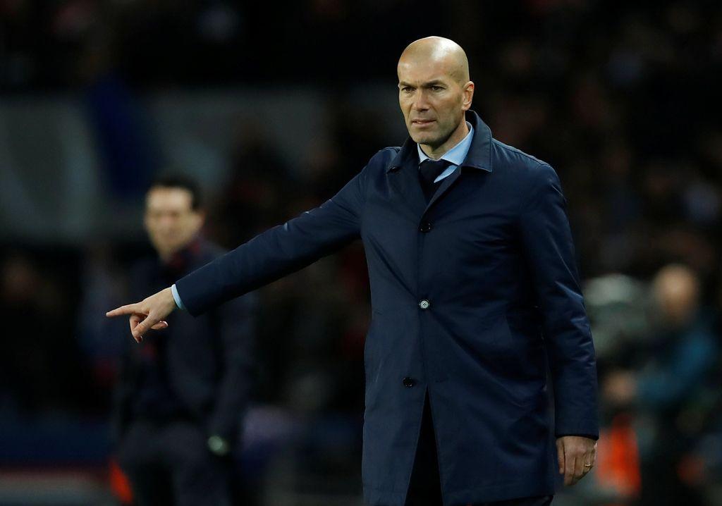 Zidane avtoriteto gradi s spoštovanjem in znanjem