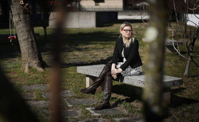 Nika Pušenjak. Italija, Gorica, 8. marec 2018 [Nika Pušenjak,portreti,Italija,Gorica]