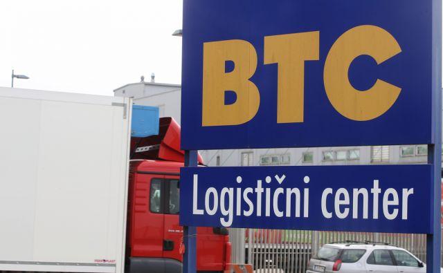 iza*Logistični center BTC