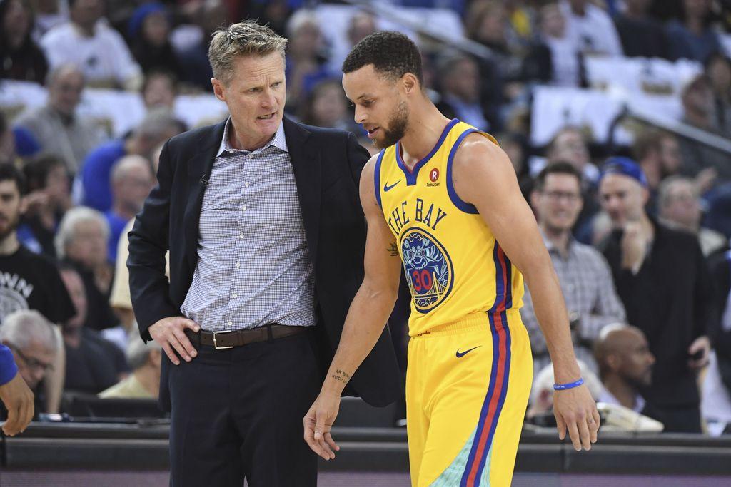 NBA: Bojevniki brez Stephena Curryja nemočni (VIDEO)