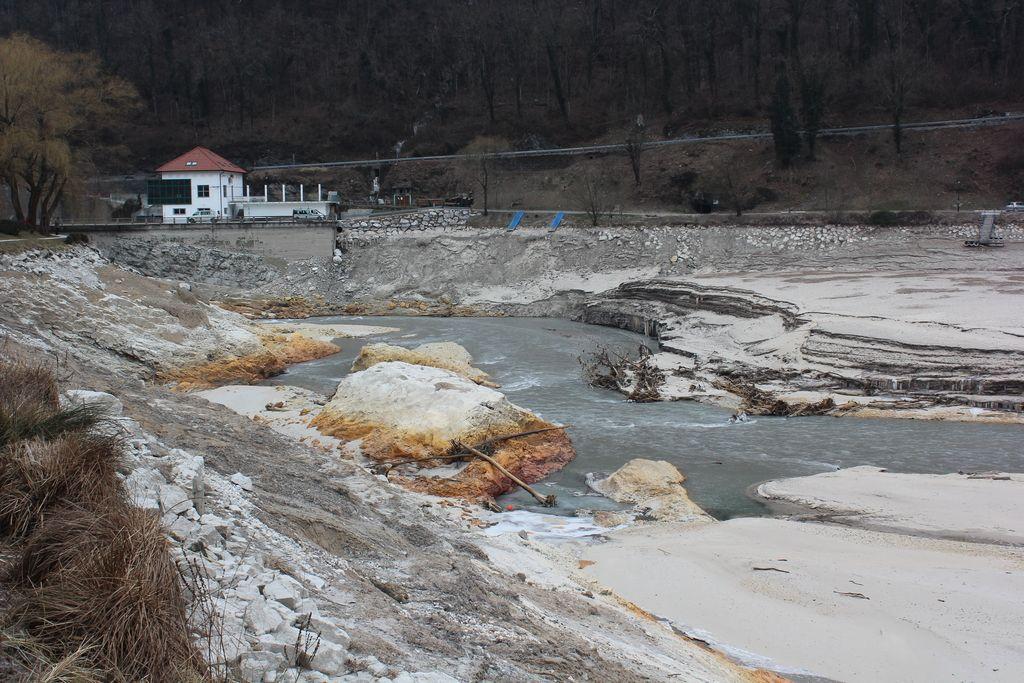 Mostarska soteska je spet potopljena