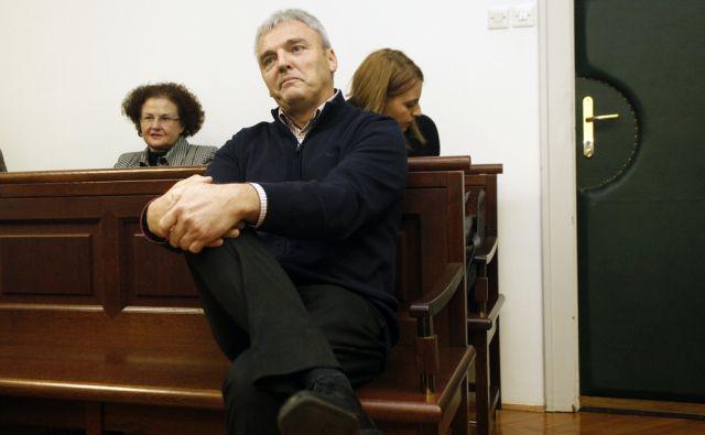 Obdolženi Tomaž Simonič. V Ljubljani 17.12.2015[Sodišče,sodba,obtoženi]