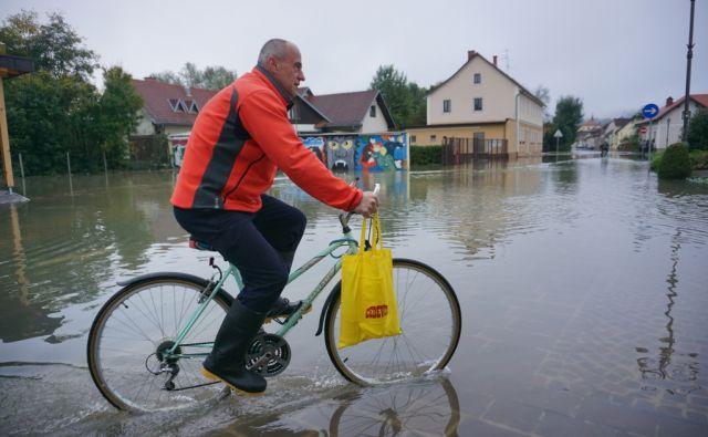 zore*Kostanjevica poplave