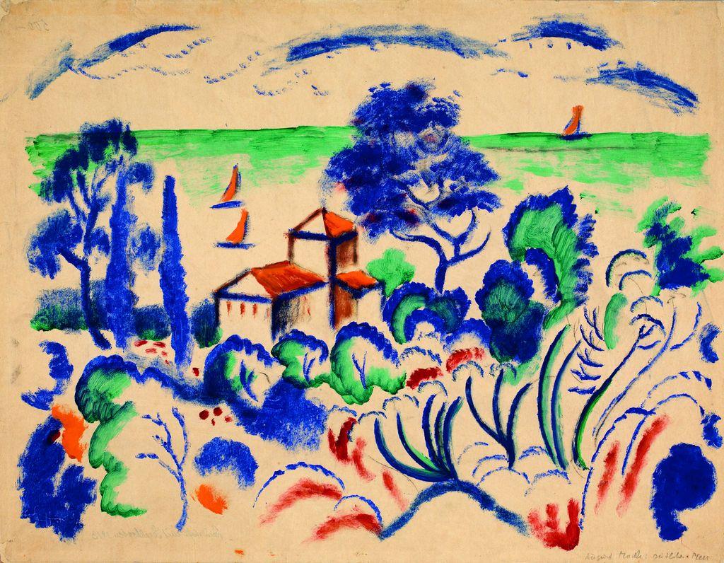 Gurlittova zbirka: Vrhunce moderne umetnosti so nacisti označili za izrojene