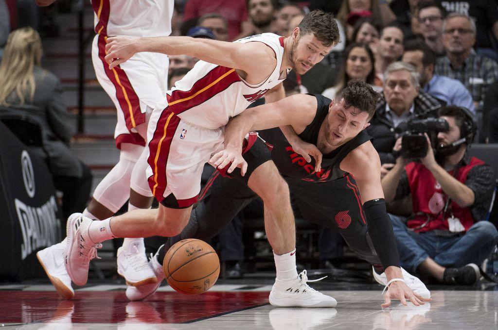 NBA: Tudi razigrani Dragić premalo za vroči Portland (VIDEO)