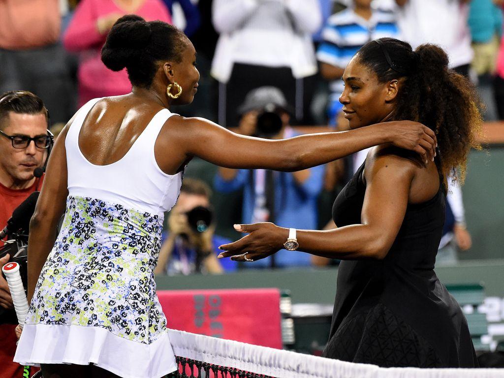 Sestrski dvoboj tokrat pripadel Venus