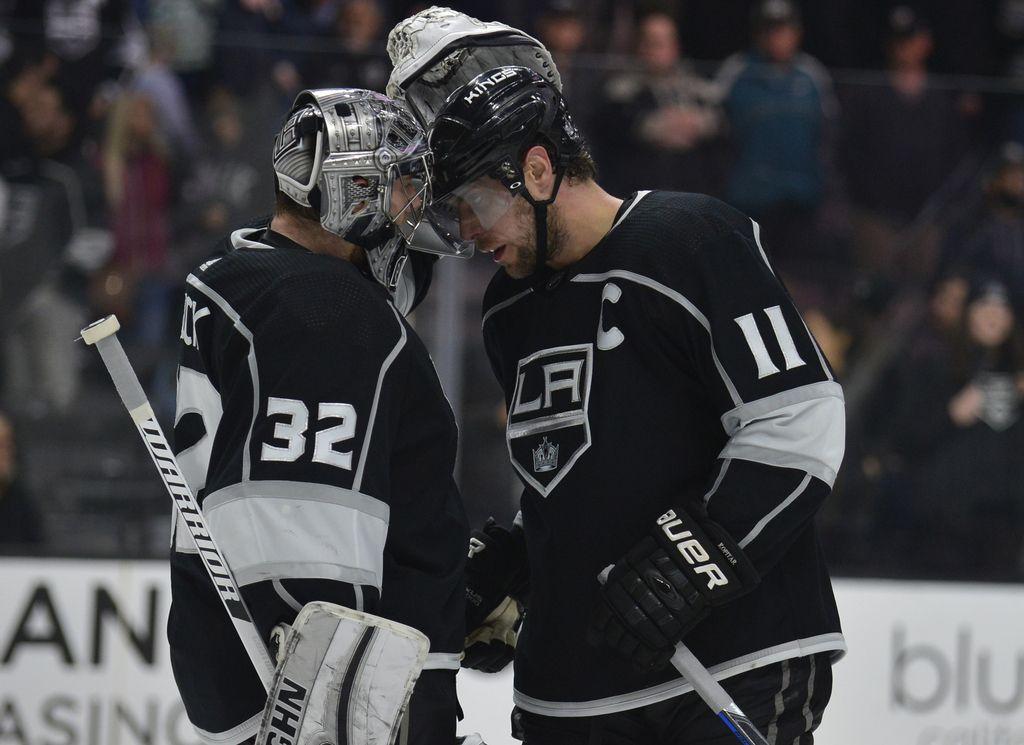 NHL: Kralji po zadetku Kopitarja spet v igri za končnico (VIDEO)