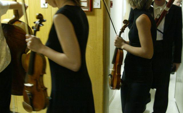 Prihod orkestra, Ljubljana, 2.11.2002, Foto: Voranc Vogel