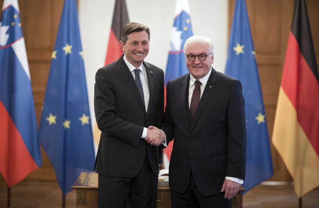 Mesto Slovenije je ob ključnih državah EU