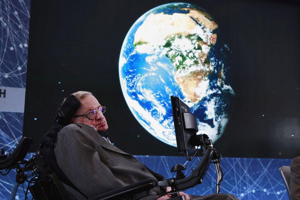 Odšel je veliki um in popkulturna ikona fizike