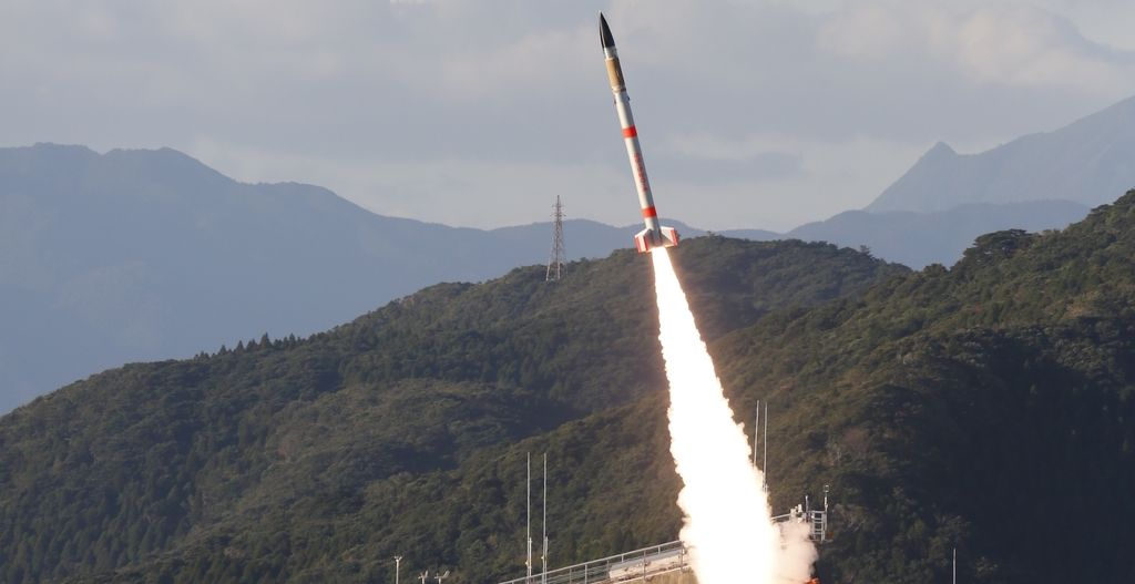 Japonci uspešno izstrelili najmanjšo nosilno raketo