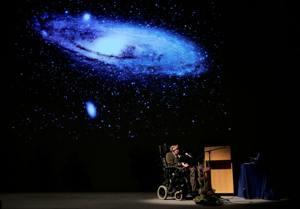 Stephen Hawking, genialni znanstvenik in pop ikona