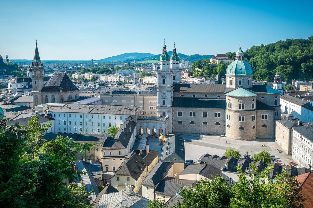 Salzburg, severni Rim