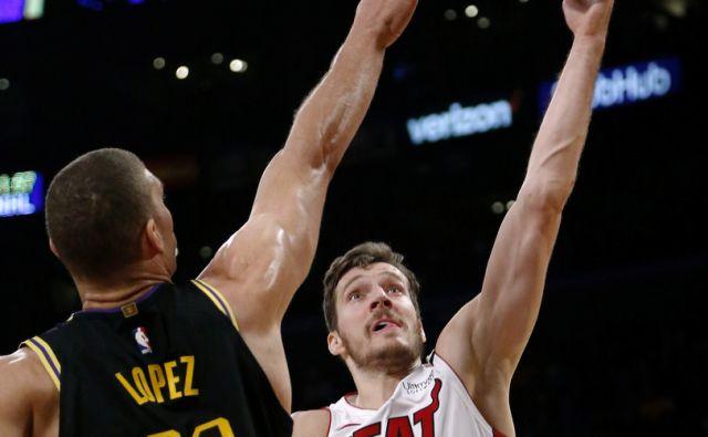 Heat Lakers Basketball