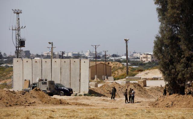 ISRAEL-PALESTINIANS/TUNNEL