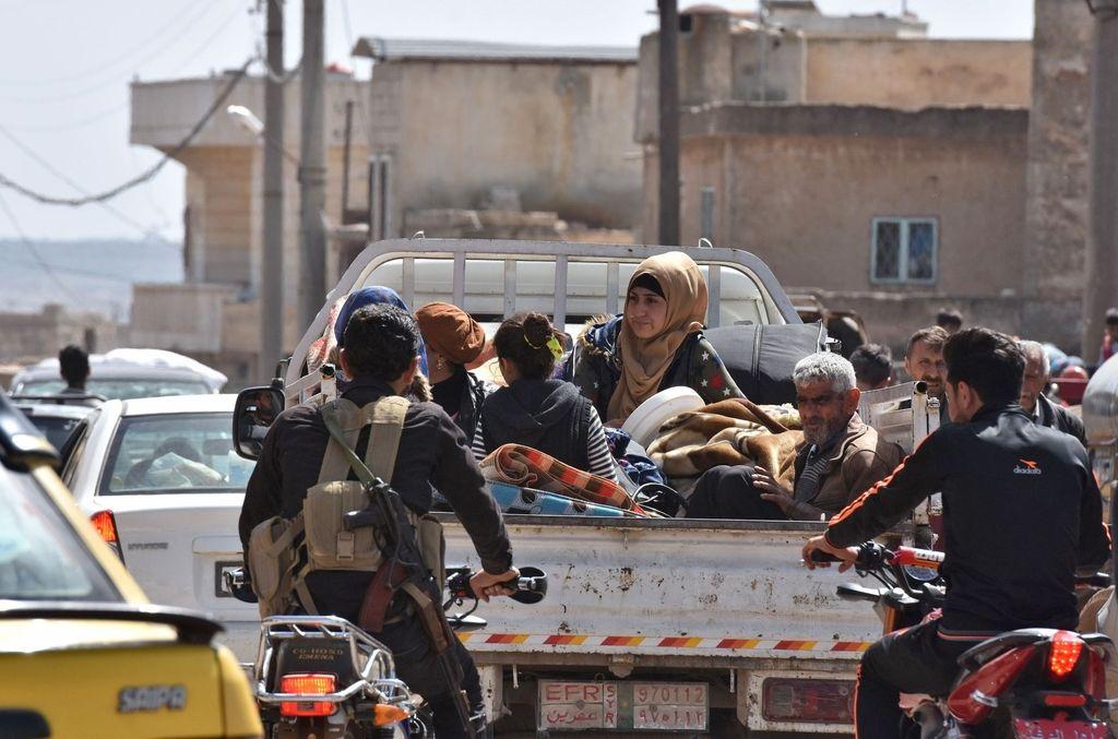 Iluzija turškega triumfa in tragedija kurdske strateške naivnosti