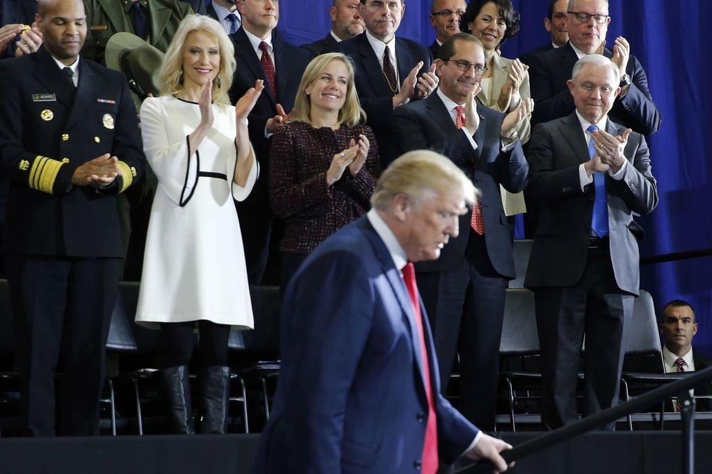 Trump: Ustvaril bom generacijo brez odvisnosti