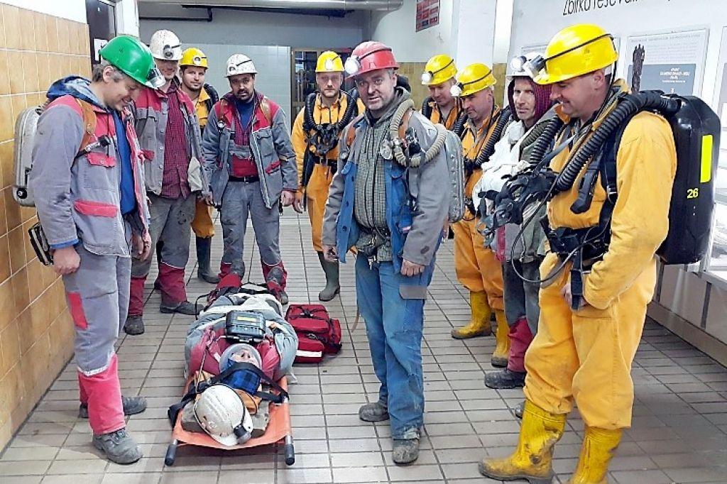 Štirje rudarji že doma, dva še v bolnišnici