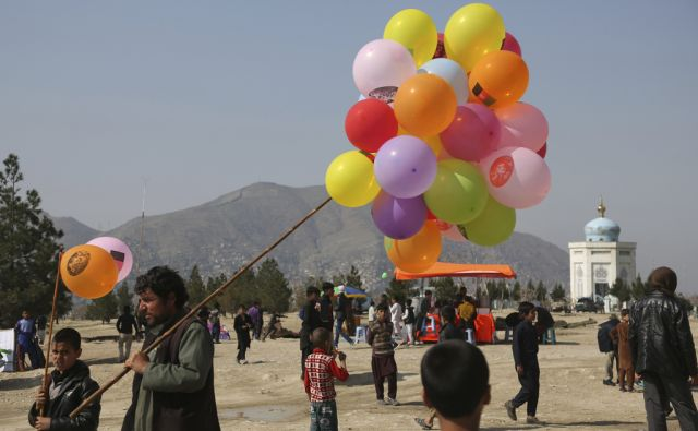 Afghanistan New Year