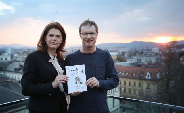 Predstavitev knjige Alenke Bratušek