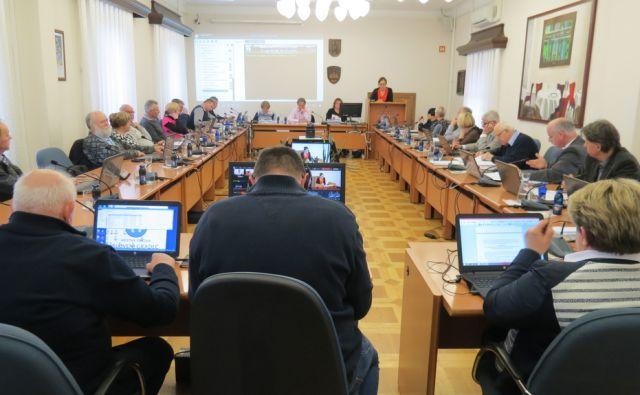 Seja mestnega sveta v Slovenj Gradcu