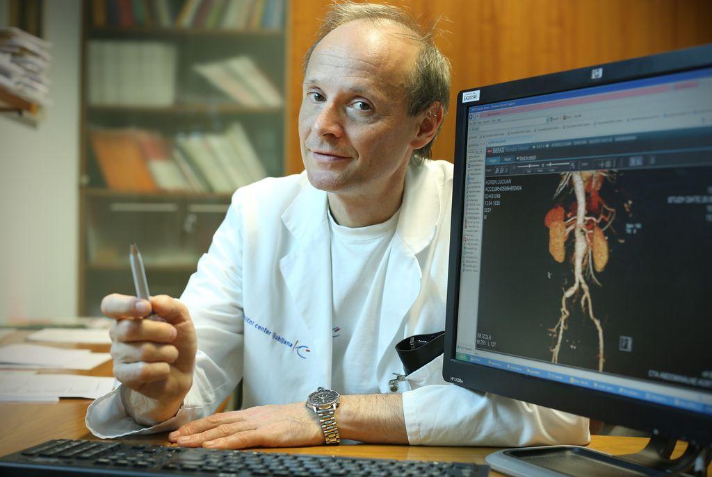 G+ vprašanje: Zakaj je pomembno pregledovati žile in paziti nanje?
