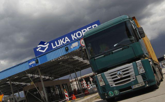 Luka Koper,  Koper 26. avgust 2013