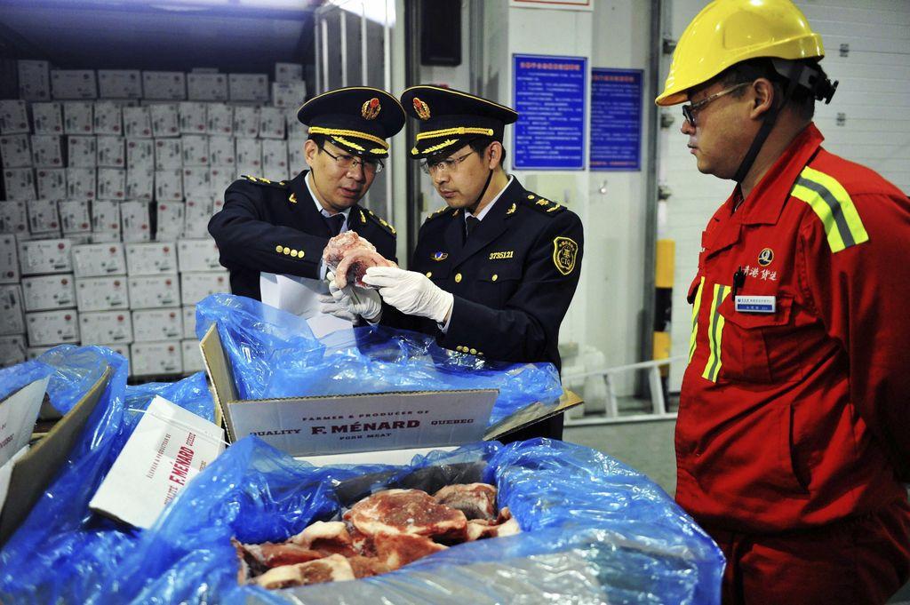 Kitajska s povračilnimi ukrepi nad ZDA
