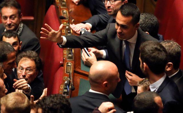 ITALY-POLITICS/PARLIAMENT