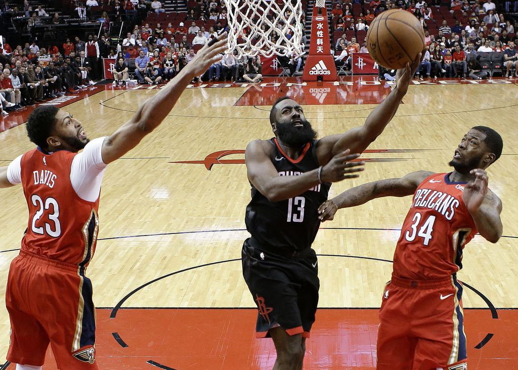 NBA: Houston z rekordno 59. zmago (VIDEO)