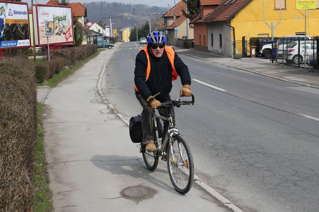 Kolesarske steze vzdolž Dunajske v prenovo