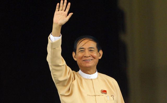 Myanmar New President