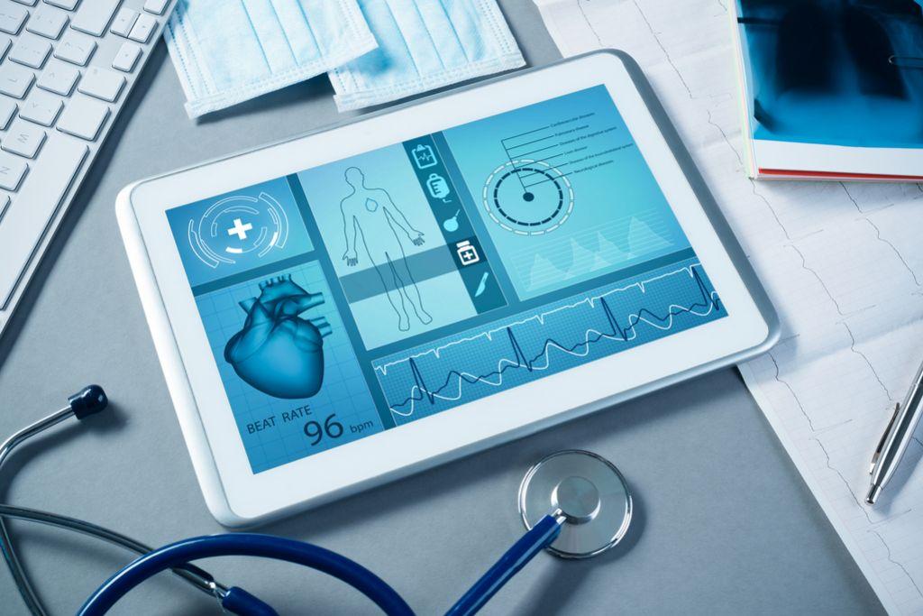 Prek mobilne naprave do zdravniškega nasveta