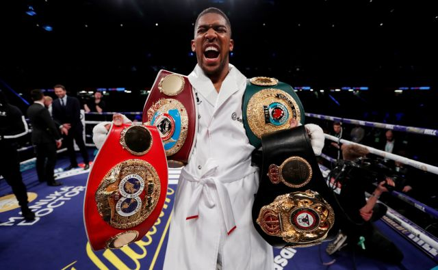 BOXING-HEAVYWEIGHT/JOSHUA-PARKER