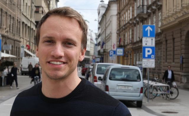 Andrei Lenart, igralec Ljubljana 30.3.2018 [Andrei Lenart, igralec ]