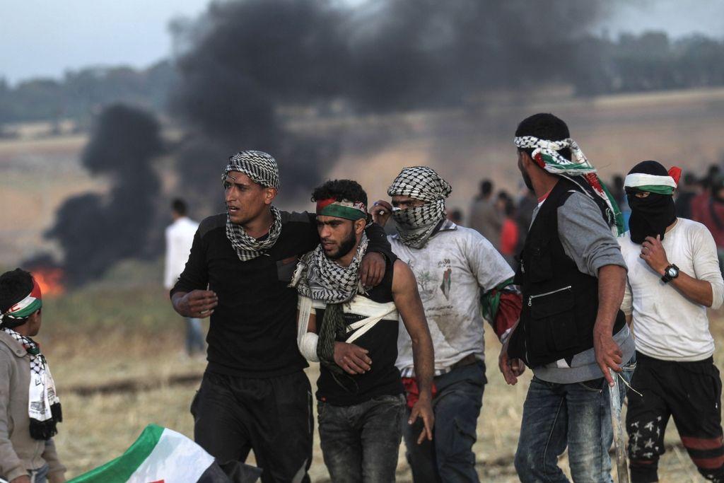 Tragedija palestinskega ljudstva je le še metafora