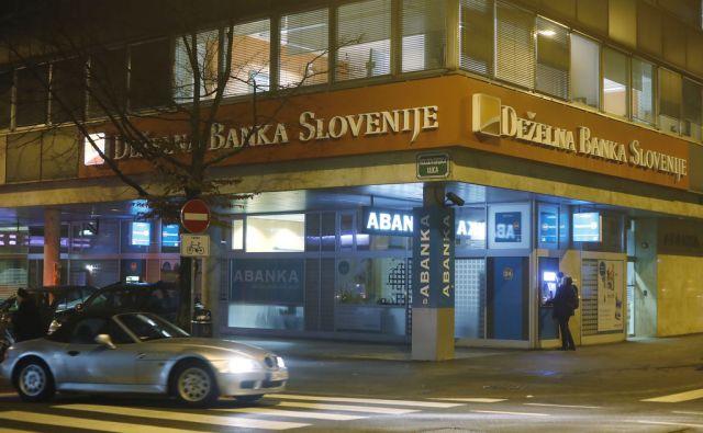 Deželna Banka Slovenije, Ljubljana, 8. januar 2018 [Deželna Banka Slovenije,Ljubljana,banke]