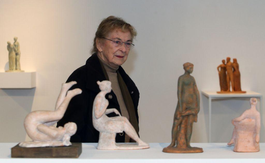 Mariborska kiparka številka ena
