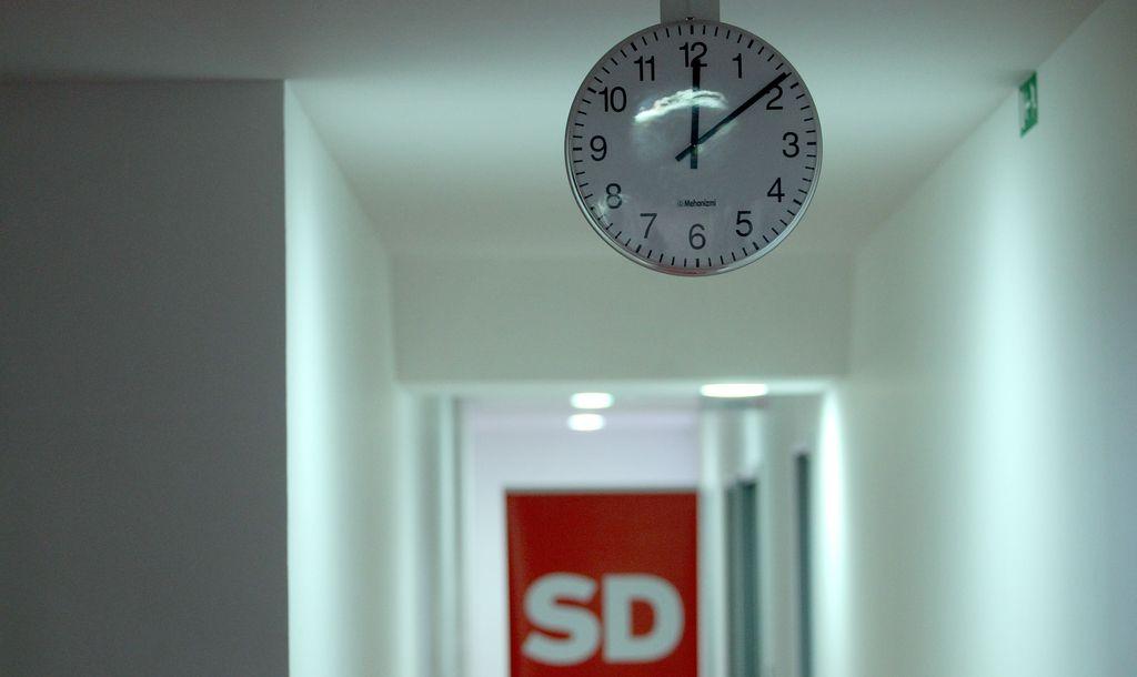 SD na volitve s Samozavestno Slovenijo