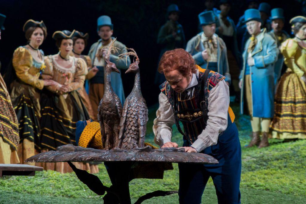 Na mariborski operni oder prihaja Bellinijeva Mesečnica