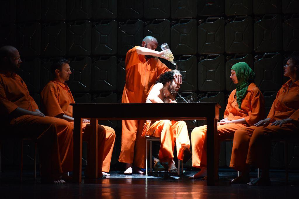 Bogota: Magični realizem gledaliških  podob