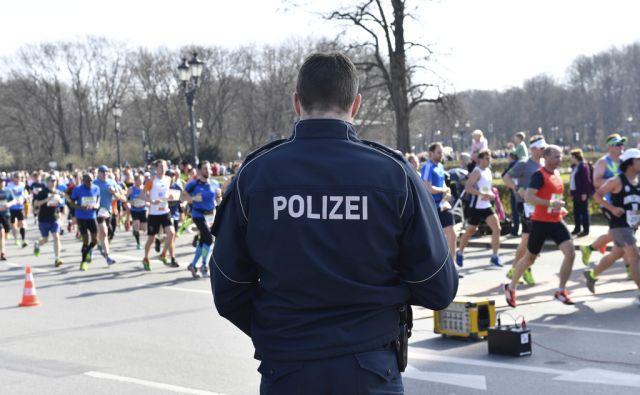 Germany Berlin Race Attack