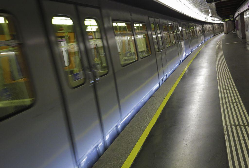 Dobro jutro: Ljubezen v metroju
