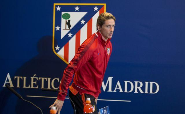 Spain Soccer Atletico Madrid Torres