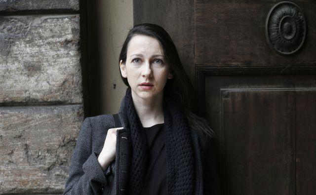 Kristina Kočan - pisateljica 05.aprila 2018 [Kristina Kočan,pisatelji,proza,kultura]