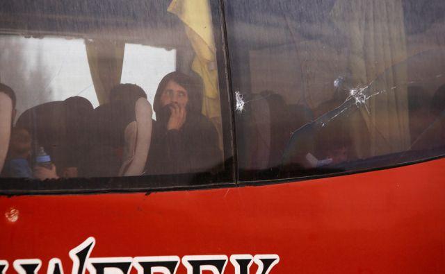 MIDEAST-CRISIS/SYRIA-GHOUTA-EVACUATIONS