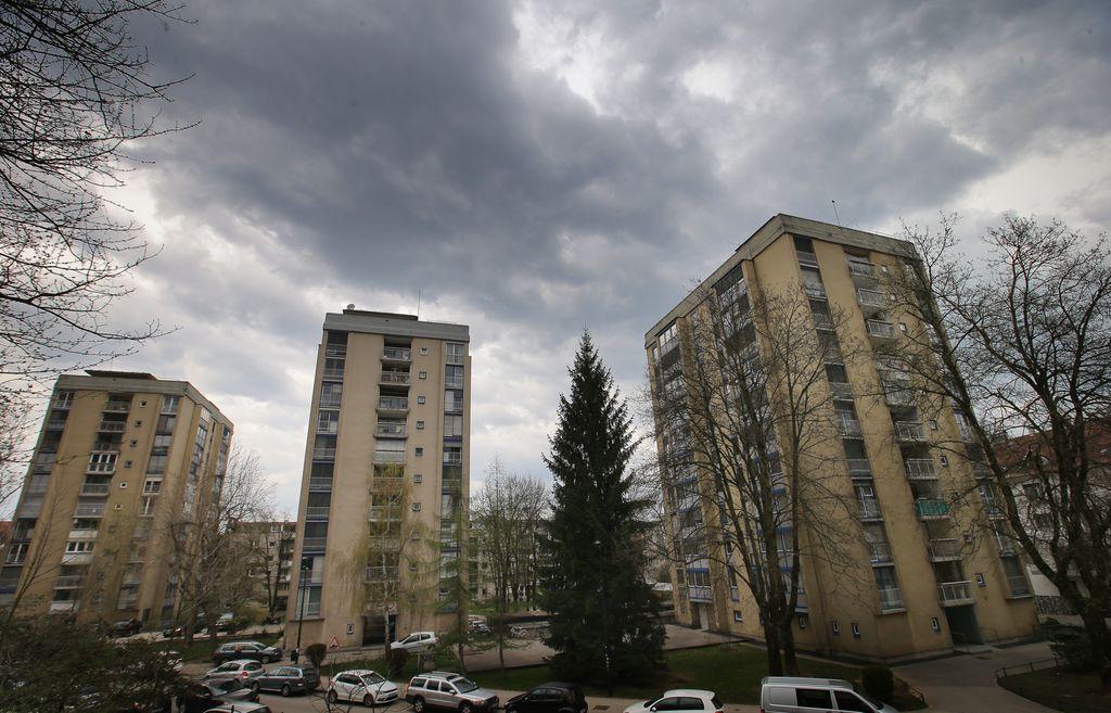 V Ljubljani je potresno ogroženih 14 šol