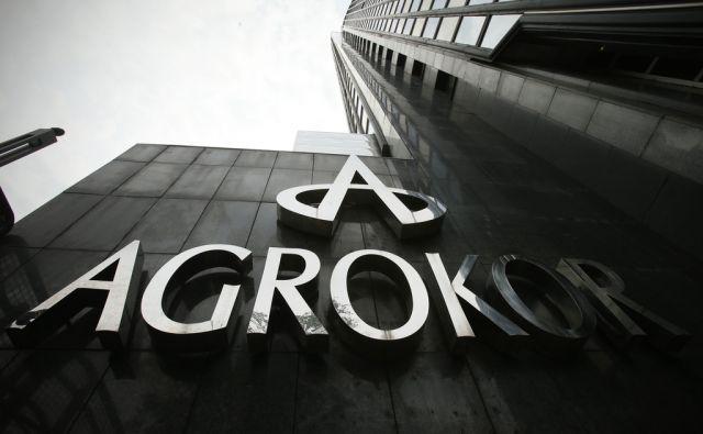 Agrokorjev nebotičnik v Zagrebu, Hrvaška 19.avgusta 2014.